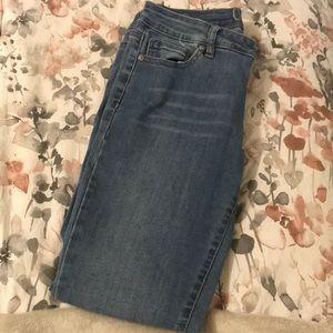 Delia's Light Blue Skinny Jeans Size 9